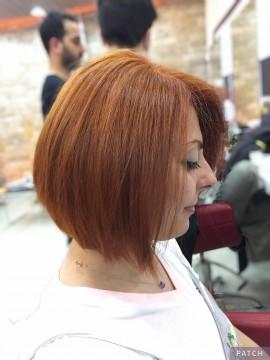 2017 saç kesim müşteri