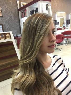 2017 saç kesim müşterimiz