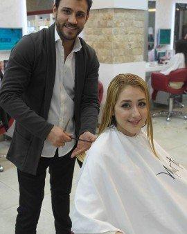 saç kesim işlemi mehmet tatlı