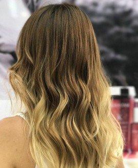 ombre saç boyası