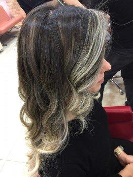 platin saç boya