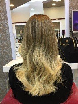 sarı saç boya