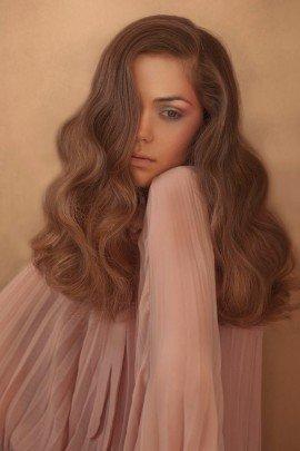 tatlı saç rengi örneği
